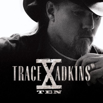 Trace Adkins - X cover art