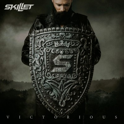 Skillet - Victorious cover art