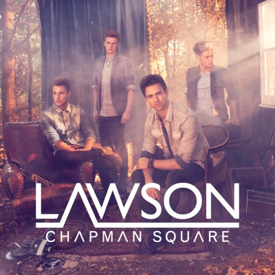 Lawson - Chapman Square cover art