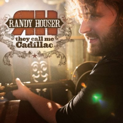 Randy Houser - They Call Me Cadillac cover art