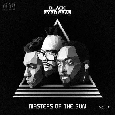 The Black Eyed Peas - Masters of the Sun Vol. 1 cover art
