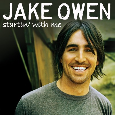 Jake Owen - Startin' With Me cover art