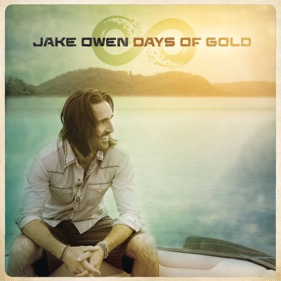 Jake Owen - Days of Gold cover art
