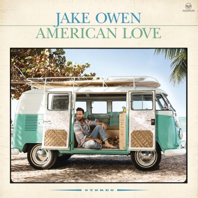 Jake Owen - American Love cover art