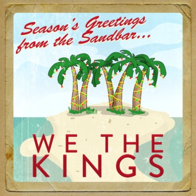 We the Kings - Seasons Greetings from the Sandbar cover art