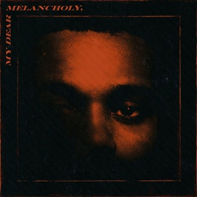The Weeknd - My Dear Melancholy, cover art