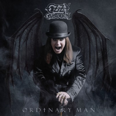 Ozzy Osbourne - Ordinary Man cover art