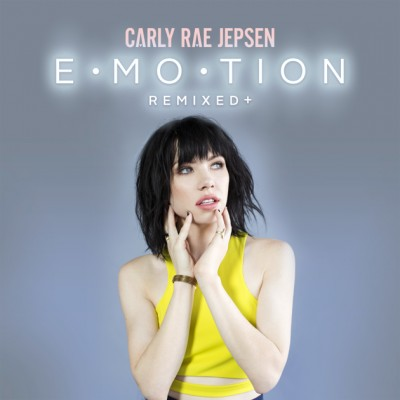 Carly Rae Jepsen - Emotion Remixed + cover art