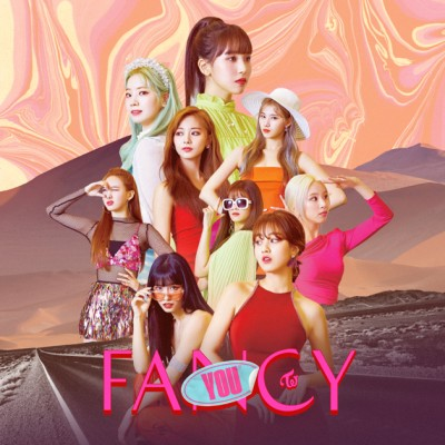TWICE - Fancy You cover art