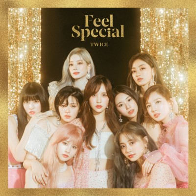 TWICE - Feel Special cover art