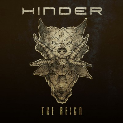 Hinder - The Reign cover art