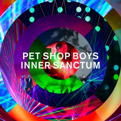 Pet Shop Boys - Inner Sanctum cover art