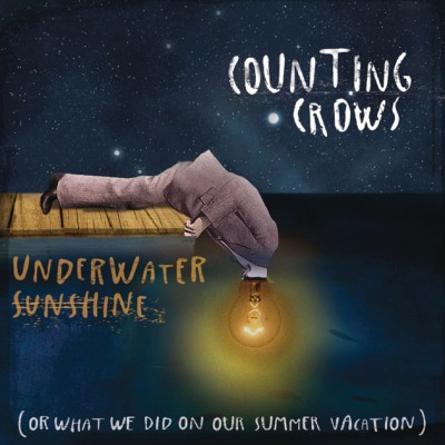 Counting Crows - Underwater Sunshine (or What We Did on Our Summer Vacation) cover art