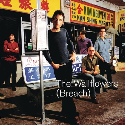 The Wallflowers - Breach cover art