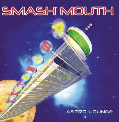 Smash Mouth - Astro Lounge cover art