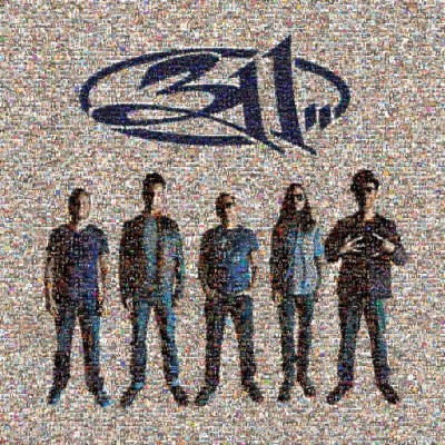 311 - Mosaic cover art