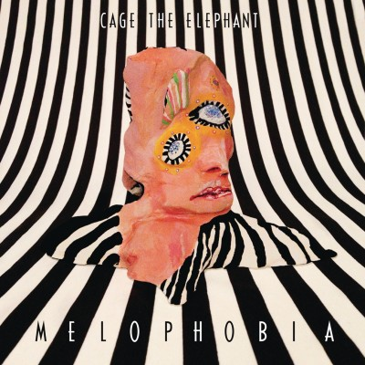 Cage the Elephant - Melophobia cover art