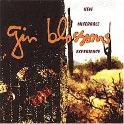 Gin Blossoms - New Miserable Experience cover art