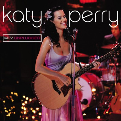 Katy Perry - MTV Unplugged cover art