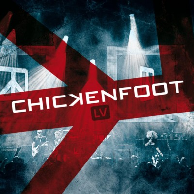 Chickenfoot - LV cover art