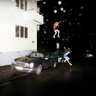 Brand New - Science Fiction cover art