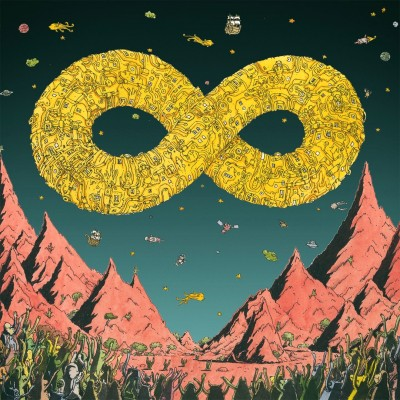 Dance Gavin Dance - Mothership cover art