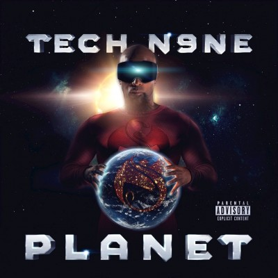 Tech N9ne - Planet cover art