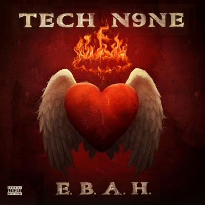 Tech N9ne - E.B.A.H. cover art