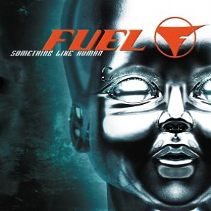 Fuel - Something Like Human cover art