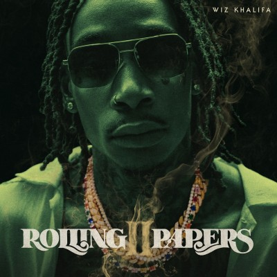 Wiz Khalifa - Rolling Papers 2 cover art
