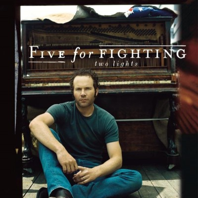 Five for Fighting - Two Lights cover art