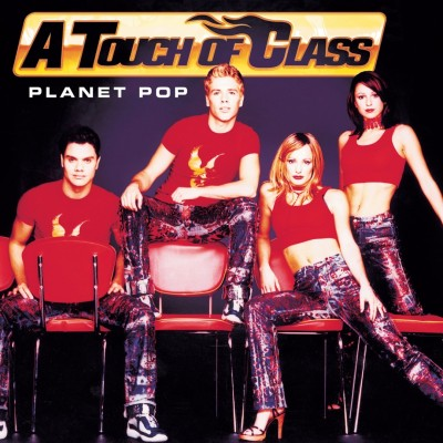 A Touch of Class - Planet Pop cover art