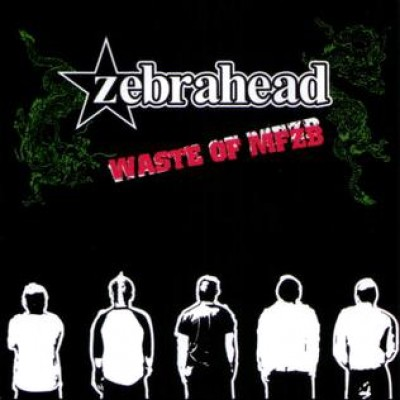 Zebrahead - Waste of MFZB cover art