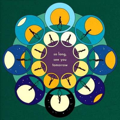 Bombay Bicycle Club - So Long, See You Tomorrow cover art
