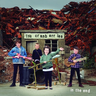 The Cranberries - In the End cover art