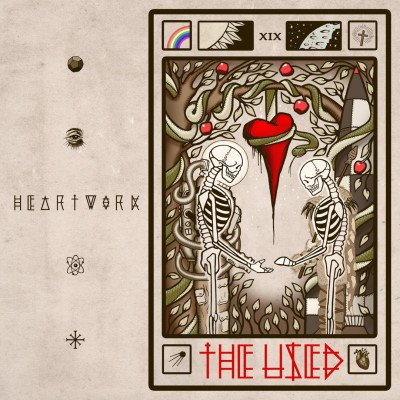 The Used - Heartwork cover art
