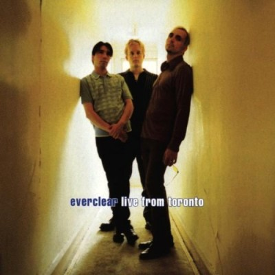 Everclear - Live from Toronto cover art