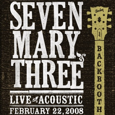 Seven Mary Three - Backbooth cover art