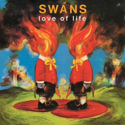 Swans - Love of Life cover art