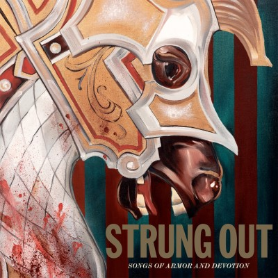 Strung Out - Songs of Armor and Devotion cover art