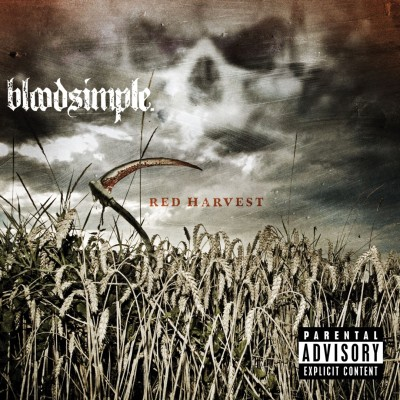 Bloodsimple - Red Harvest cover art