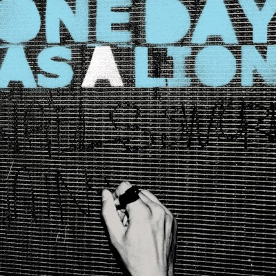 One Day as a Lion - One Day as a Lion cover art