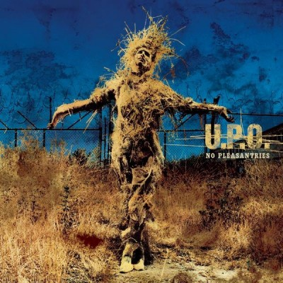 U.P.O. - No Pleasantries cover art