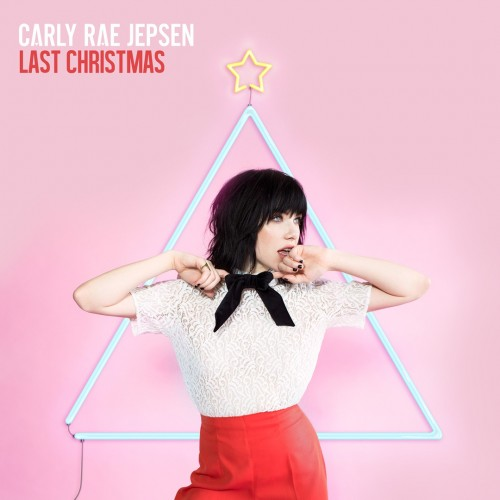 Carly Rae Jepsen - Last Christmas cover art