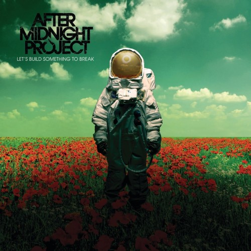 After Midnight Project - Let's Build Something to Break cover art