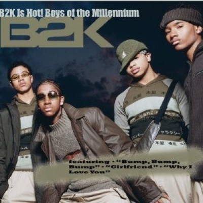 B2K - B2K Is Hot! Boys of the Millennium cover art