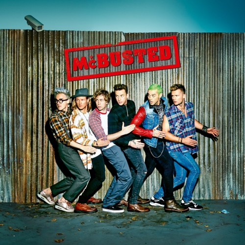 McBusted - McBusted cover art