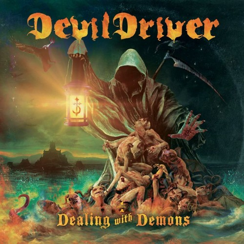 Devildriver - Dealing with Demons I cover art