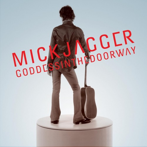 Mick Jagger - Goddess in the Doorway cover art