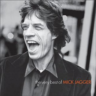 Mick Jagger - The Very Best of Mick Jagger cover art